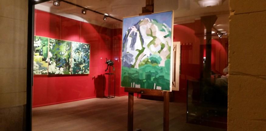 Exposition chez Stammegna et Associe Vernissage le 10/12/14
