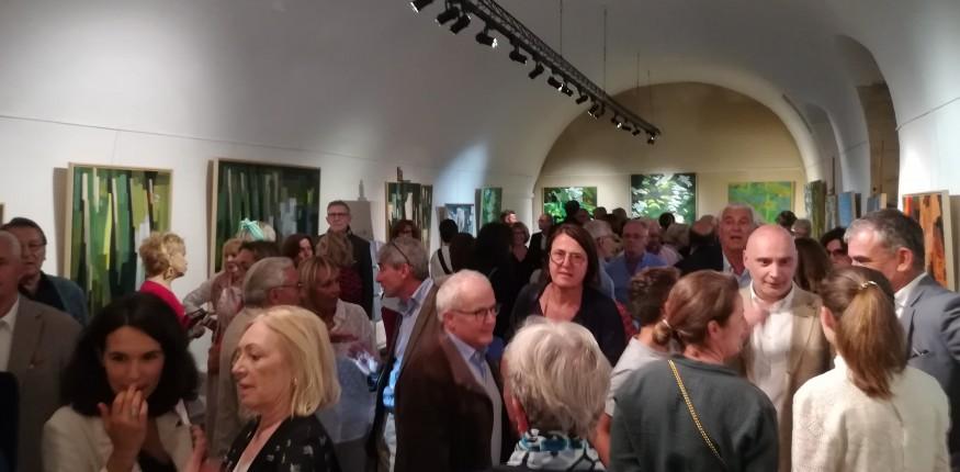 Exposition Galerie la Prévôté 12 - 25 juin 2019